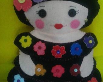 Belleza de Chiapas Doll