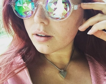 Glasses Rainbow warrior