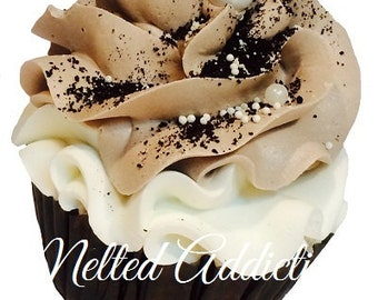 Coffee House Cupcake Bath Bomb