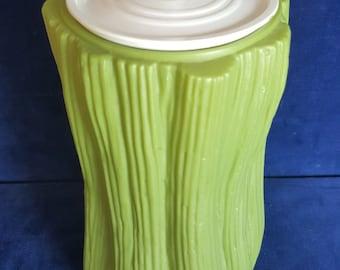 vintage plastic celery storage container