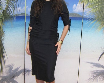 Aqua Modesta style 2601 Ladies swim dress/ cover-up