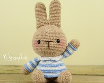 Crochet pattern - My Little Rabbit