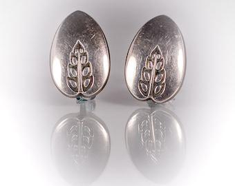 Silver Georg Jensen Earrings