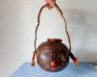 Vintage Vintage C M Embree Coconut Purse