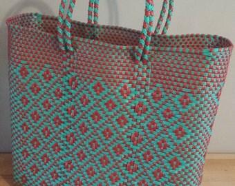 Oaxaca Diamonds Tote Bag