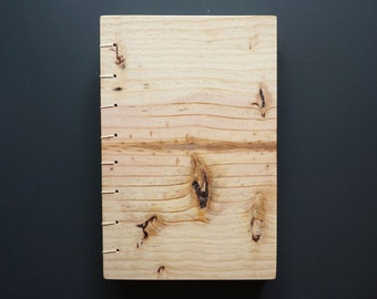 Rustic Pine Sketchbook