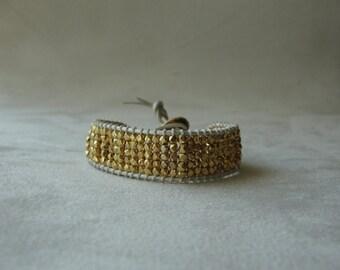 Sarana Gold Nugget Bracelet