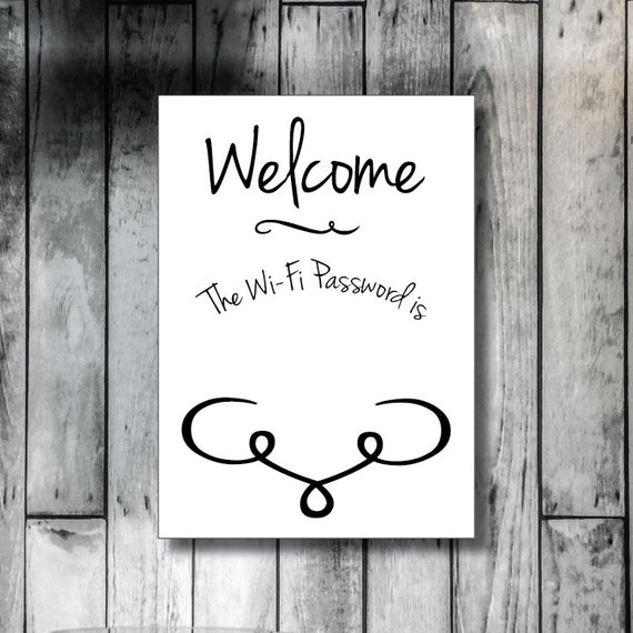 Guest Room Sign Decor: Guest Room Decor Signs