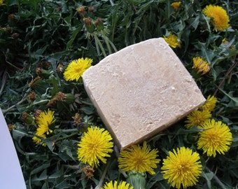 Dandelion, Chamomile and Honey Soap