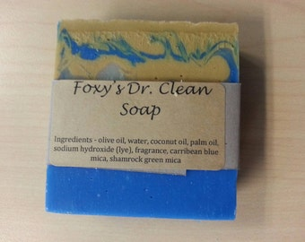 Dr. Clean Soap
