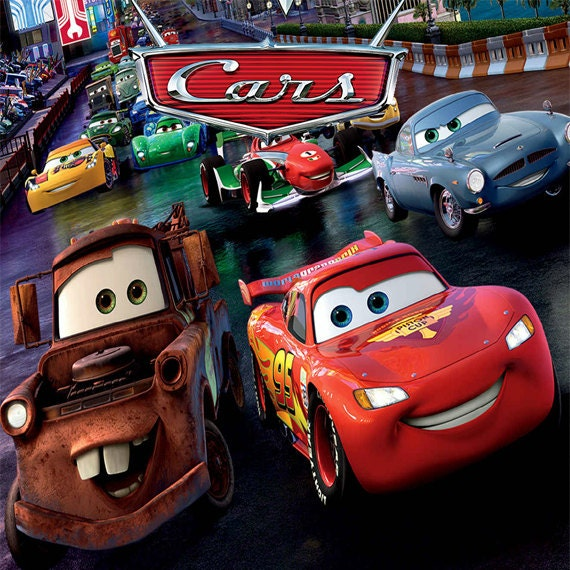 Zoom Away Vehicles Wallpaper Arthouse Cars Motorbike Boys: 106 The Cars Disney Clip Art INSTANT DOWNLOAD FOR Cards