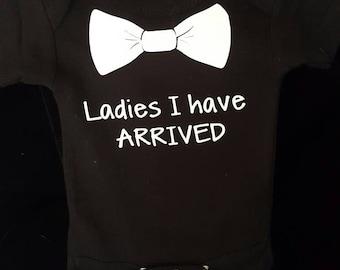 Baby Boy fashion onesies