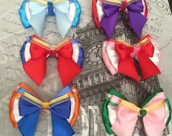 Sailor Moon Bows