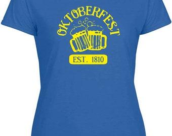 T-shirt oktoberfest OLDENG00814
