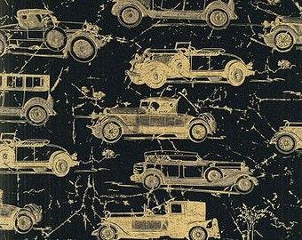 Robert Kaufmann Sunday Drive Cars Butterscotch