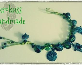 """awesome bracelet """"lagoona"""""""
