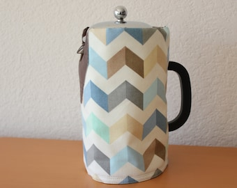 French Coffee Press Cozy [#11]