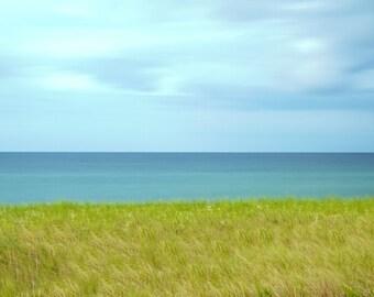 Limited Edition ~ Windswept ~ Block Island, Rhode Island, Fine Art Canvas, New England, Coastal, Fine Art Photography, Seascape Decor,Joules