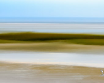 Skaket Beach ~ Orleans, Cape Cod, Abstract, Beach Photography, Sunset, Coastal Home Decor, Nautical, Interior Design, Ocean, Art,Joules