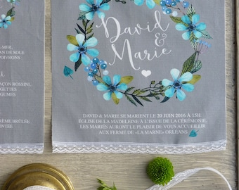 wedding fabric, collection