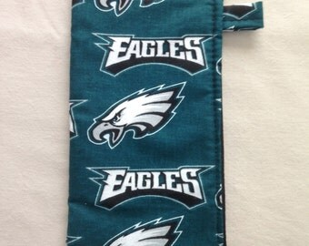 "Philadelphia ""Eagles"" Sunglass/Eyeglass/Cell Phone Case"