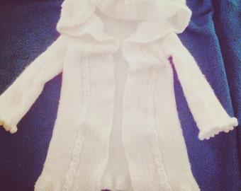 Saoirse's Seal Coat