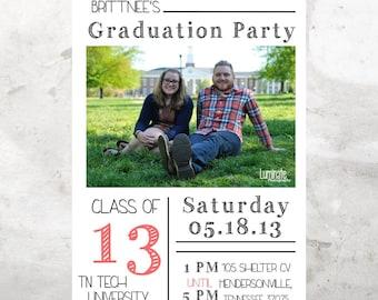 Graduation Party Digital Download