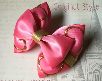 The Aurora Inspired Bow