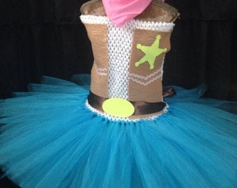 The Cowgirl Callie costume, cowgirl tutu, cowgirl Callie tutu, western tutu, pageant western wear, cowgirl birthday outfit, cowgirl birthday