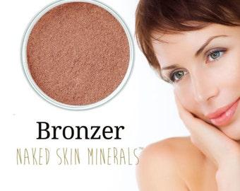 Naked Skin Mineral Makeup Bronzer 20ml (6g) by NCinc.