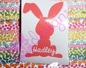 Custom Easter Bunny with ...