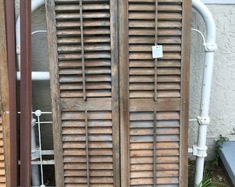 1800s victorian shutters