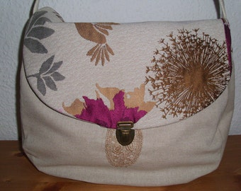Joisys ® canvas Hobo bag dandelion * sue *.