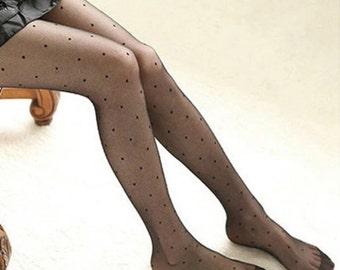 Mini Polka Dots Leggings