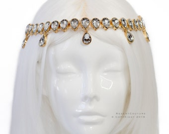 Neha Gold Headpiece