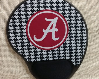 Alabama Crimson Tide Mouse Pad with Wrist Support