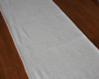 Table Runner Linen