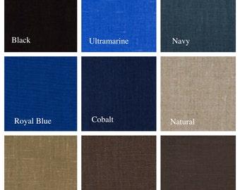 7.1oz Linen Color Options