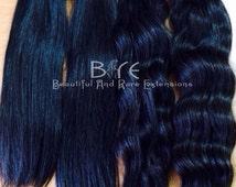 100% Virgin Hair Extensions, Virgin Hair Bundles/ Two Bundle Deals, Natural Wavy