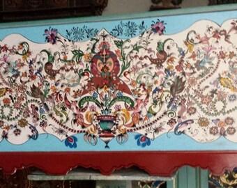 Handmade oriental art  Sondouk