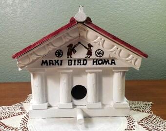 Bird House - Romanesque