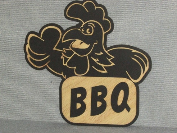 2x3 BBQ CHICKEN Red White & Blue Banner Sign NEW Discount ...   Bbq Chicken Sign