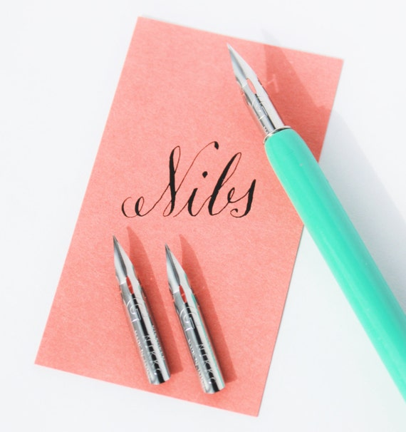 Nikko G Calligraphy Nib Set Of 2 Calligraphy Kit Modern