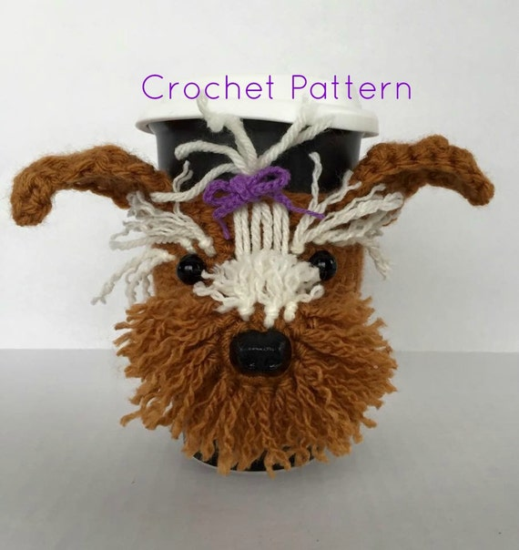 Amigurumi Animals Patterns Free : Crochet Dog Pattern/Yorkie Pattern/Amigurumi Dog by ...