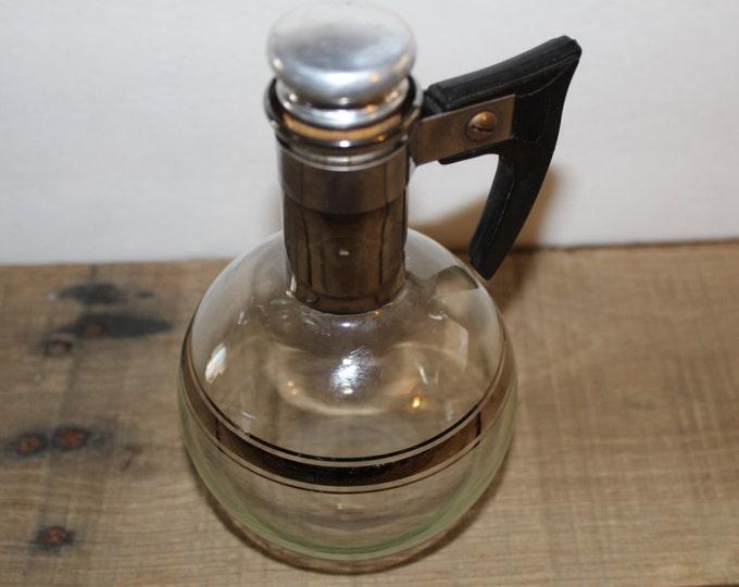 Vintage Oil or Vinegar Cruet, Bottle