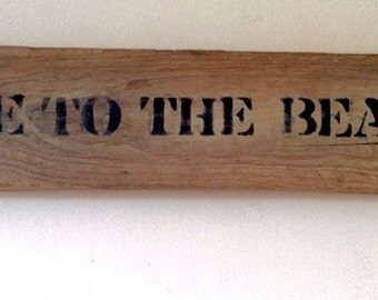 Driftwood Sign, Gone to the Beach, handmade, beach sign, rustic, wooden sign