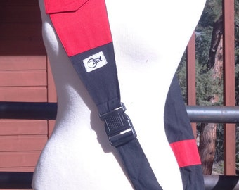 Yoga Bag, Black and Red Sacred Geometry Yoga Bag, Pilates Bag, Fitness bag, Pocket yoga bag, Embroidered Gym bag, yoga mat carrier