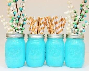 mason jar centerpieces for boy baby shower mason jar centerpiece
