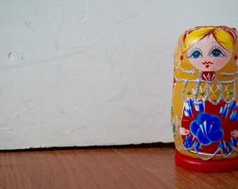 matryoshka doll | russian nesting doll
