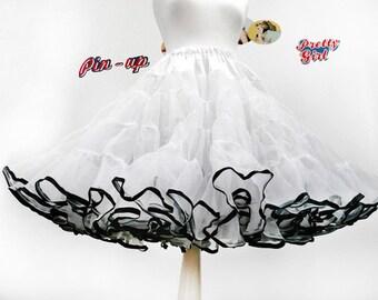 Sweet Petticoat individual hemline!
